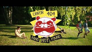 Error 404 - Band not found video preview