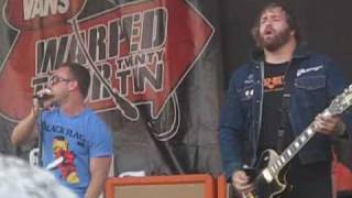 Every Time I Die Live Warped Tour 2010