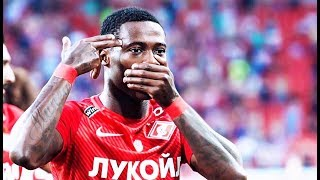 Quincy Promes - Best of Spartak Moscow - Amazing Skills & Goals 2017-18 HD