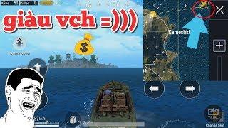 PUBG Mobile - Lần Đầu Đi Loot Đảo Hồi Sinh Và Cái Kết | loc bignose ✔