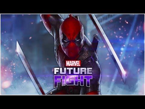 DEADPOOL?! FANTASY IS NOW REALITY!!! (Sneak Peek #1) - Marvel Future Fight