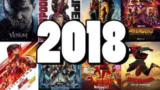 I HATE Superhero Movies (2018)