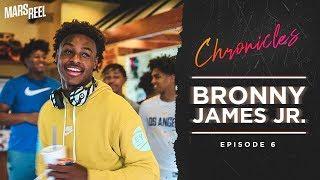 BRONNY JAMES JR.   EP.06   Mars Reel Chronicles