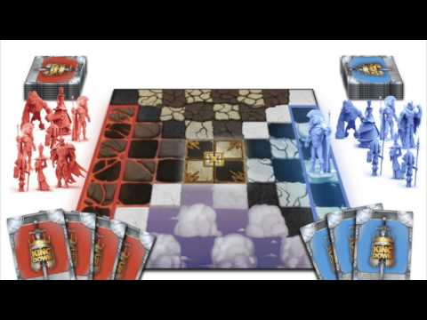 King Down Game Play Video
