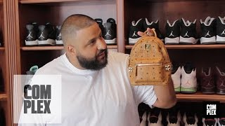Complex Closets : DJ Khaled Shows His Sneaker Closet Pt. 2