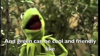 Bein' Green by Kermit the Frog Lyrics WS