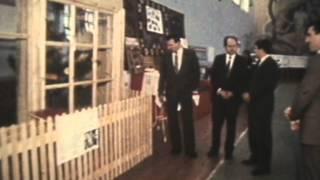 собрание в ДК поселка Ачаирский в 1989 году