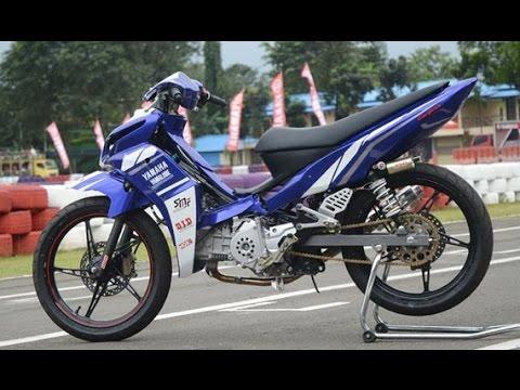 Video Motor Trend Modifikasi | Video Modifikasi Motor Yamaha Jupiter Z1 Road Race Terbaru