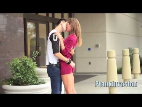 KISSING PRANK - MARKET EDITION - King Pranksterr-2017