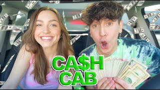 CASH CAB with SYDNEY SERENA!!