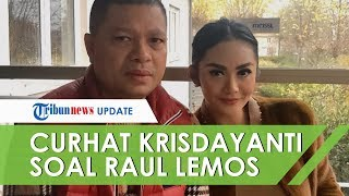 Krisdayanti Curhat tentang Raul Lemos, Mantan Istri Anang: Saya Jadi Wakil Rakyat karena Strateginya