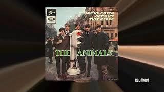 The Animals Eric Burdon Bury me body