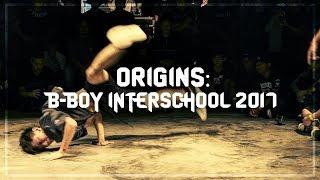 Dreamwerkz (SIM) vs Chinchilla Starfleet (NP) | Top8 | Origins: B-Boy Interschool 2017
