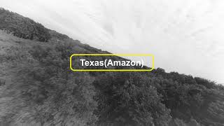 Texas(Amazon) DJIFPV+Naked GoPro6 Flight Test