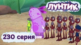 Лунтик и его друзья - 230 серия. Муравьи