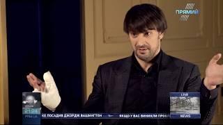 Олександр Шовковський, гість програми