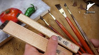 Should You Make Your Own Brushes?