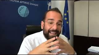 Τοποθέτηση του Περιφερειάρχη Δυτικής Ελλάδας στο Περιφ.Συμβούλιο, για τις ενεργειακές κοινότητες