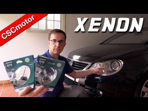 Cambiar bombillas de Xenon | Consejos