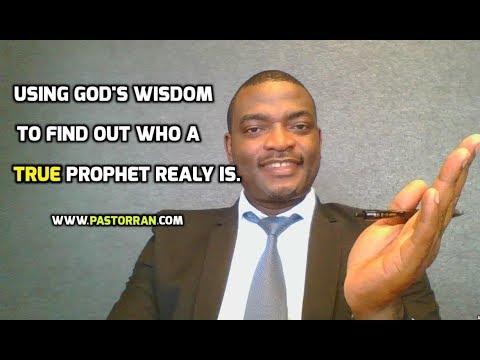 Prophet Bushiri || Is he a real Prophet?