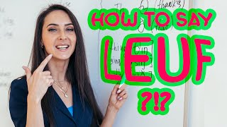 LEUF - HOW TO PRONOUNCE IT!?