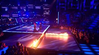 The Voice Australia Sarah Duets With Joel