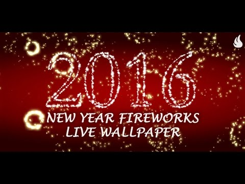 Video of New Year Fireworks LWP 2016