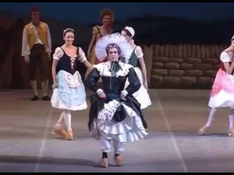 """""""Dança dos Tamancos"""" em bela performance do Balé Bolshoi"""
