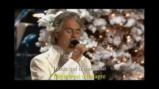 Andrea Bocelli - Dio ci benedirà  (Deus nos abençoará) - HD