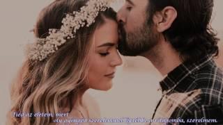 """Video thumbnail of """"Gyöngéden ölelj át-Speak softly love ( magyar ford. ) Yao Si Ting énekel"""""""