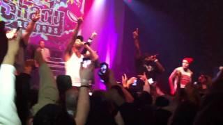 Eminem + Slaughterhouse + Yelawolf - 2.0 Boys (Live in Detroit)