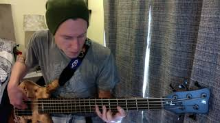 Do You Right- 311- Bass Cover