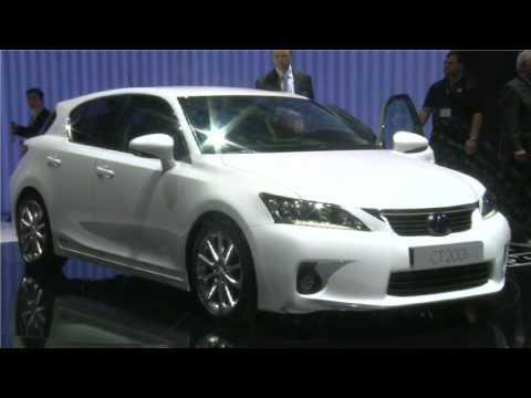 Geneva motor show 2010: Lexus CT200h - What Car?