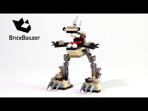 Vidéo LEGO Mixels 41521 : Footi