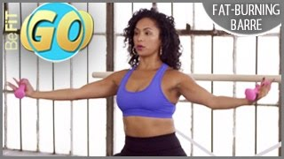 Fat-Burning 15 Min Barre Workout for Mobile: BeFiT GO by BeFiT