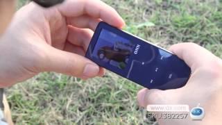 "DX: Impressive Ultra-Slim 1.8"" Screen Bluetooth Sporting MP3 Player"