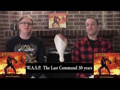 W.A.S.P. 'The Last Command' Album Review-The Metal Voice-(Metal Review)