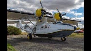 J'ai volé sur Catalina !