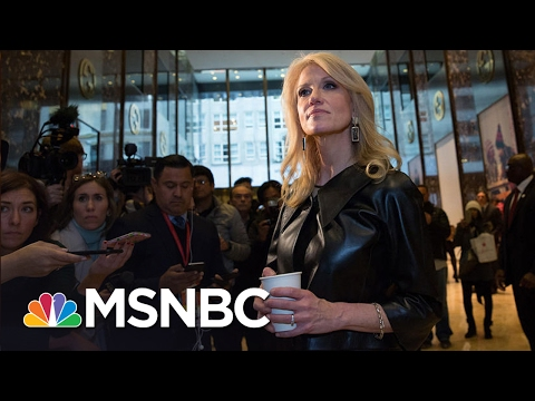 Joe: 'Free Agent' Kellyanne Conway Has 'Been Out Of The Loop For Months' | Morning Joe | MSNBC