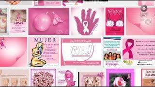 Diálogos en confianza (Salud) - Detección, tratamiento y rehabilitación. Cáncer de mama