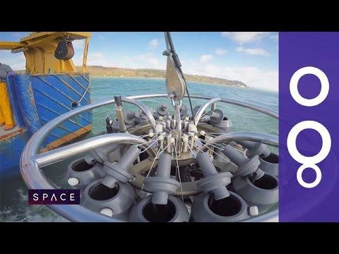 Satellite Revolution In Oceanography - Space