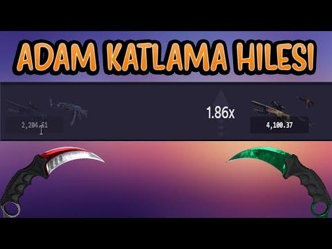 10 TANE DRAGON LORE KAZANDI!! GÖRDÜĞÜM EN ZENGİN ADAM!! -csgomagic