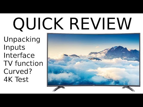 Kogan 55″ Curved LED 4K TV: Quick Review by iNNovational