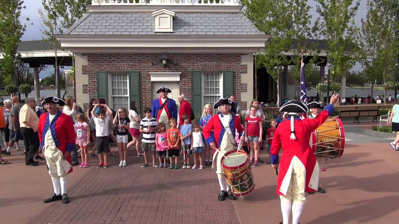 Spirit of America Fife and Drum Corps final performance