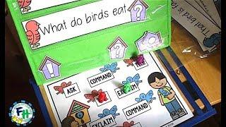 Language Arts Activities | Ages 6 To 8 | Hands-On Grammar Series