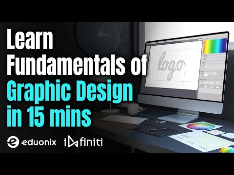 Graphic Design Tutorial for Beginners | Online Course by Infiniti ...