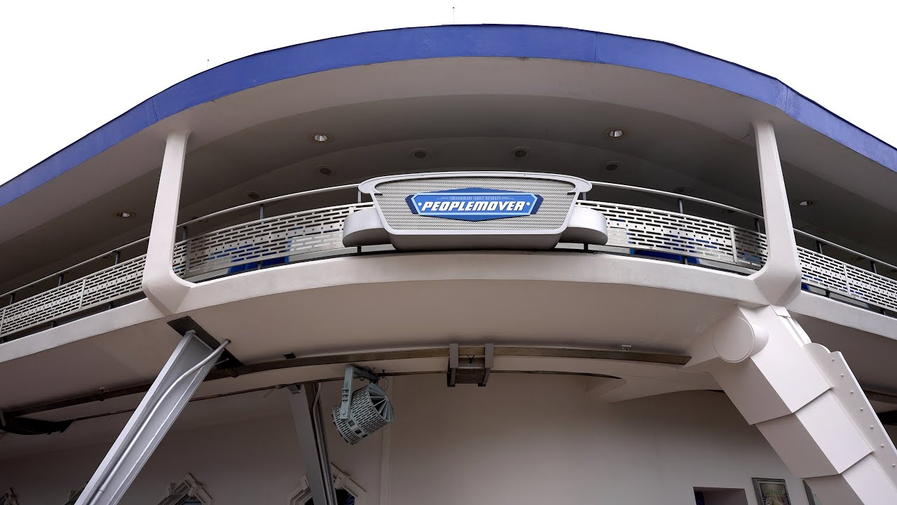 PeopleMover testing March 29 2021