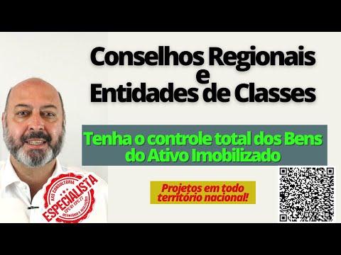 Controle Patrimonial em Conselhos Regionais e Entidades de Classes Consultoria Empresarial Passivo Bancário Ativo Imobilizado Ativo Fixo