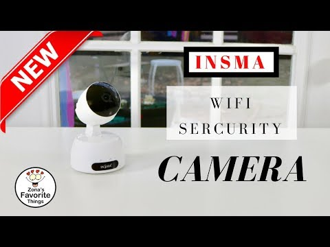 😍     INSMA Security  Camera  - Baby Monitor  ❤️    Best  Camera  For Under $100 -   Review    ✅