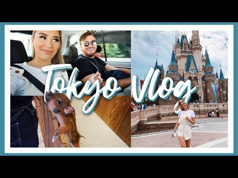 Visiting Tokyo For The First Time | VLOG!